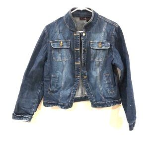Willi Smith jean jacket